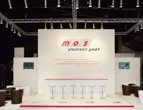 MOS auf der Electronica in München